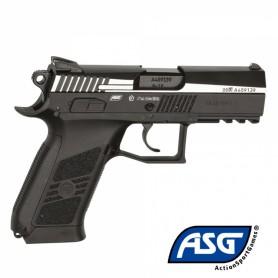 Pistola CZ 75 P-07 DUTY Duetone Blowback - 4,5 mm Co2 Bbs Acero