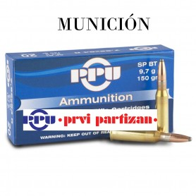 Munición PREVI - Armeria EGARA