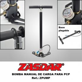 Bomba manual PCP Zasdar - Armeria EGARA