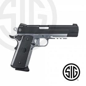 Pistola Sig Sauer Max Michel CO2 - 4,5 mm BBs Acero - Blowback