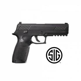 Pistola Sig Sauer P320 Black CO2 - 4,5 mm Balines - Blowback -