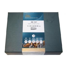 Proyectiles HN 38/357 158 grains - Armeria EGARA