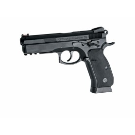 Pistola CZ SP-01 SHADOW -No Blow-Black 4,5 mm Co2 Bbs Acero -