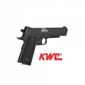 Pistola KWC GS 1911 4,5 mm Co2 Bbs Acero - Armeria EGARA