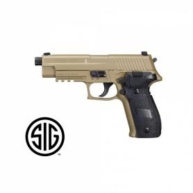 Pistola Sig Sauer P226 FDE CO2 - 4,5 mm Balines / Bbs Acero -