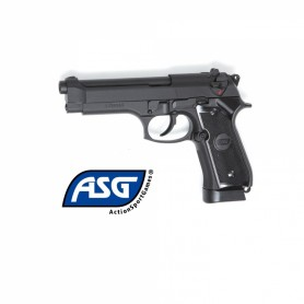 Pistola X9 CLASSIC Blowback - 4,5 mm Co2 Bbs Acero - Armeria