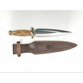 Cuchillo Muela CARIBU OLIVO - Armeria EGARA