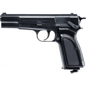 Pistola UMAREX BROWNING HI POWER MARK III Co2 - Armeria EGARA