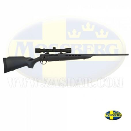 Mossberg 4x4 Rifle Cerrojo + Visor.300 Win. Magnum Fibra -