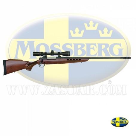 Mossberg 4x4 Rifle Cerrojo + Visor 30.06 Madera con freno de
