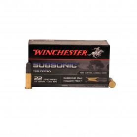 Munición WINCHESTER 22 subsonica - Armeria EGARA