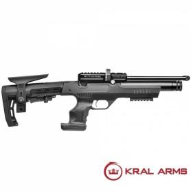 Pistola PCP KRAL Puncher NP-01- 20 Julios - Armeria EGARA