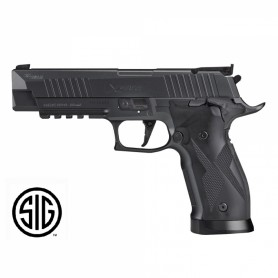 Pistola Sig Sauer X-FIVE Negro CO2 - 4,5 mm Balines - Blowback