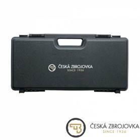 Maletin pistola Ceska Zbrojovka (CZ) Negro - Armeria EGARA