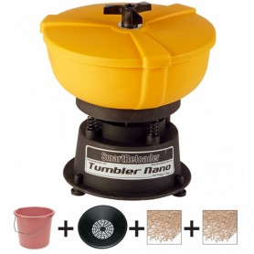 Kit Tumbler Limpia Vainas Smart Reloader SR737 - starter -