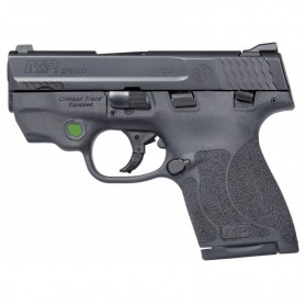 Pistola SMITH & WESSON M&P9 Shield M2.0 láser verde - Armeria