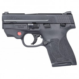Pistola SMITH & WESSON M&P9 Shield M2.0 láser rojo - Armeria