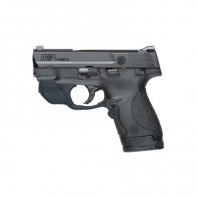 Pistola SMITH & WESSON M&P9 Shield láser verde - Armeria EGARA