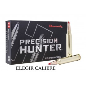 Munición Metálica Hornady ELD-X (elegir calibre) - Armeria EGARA