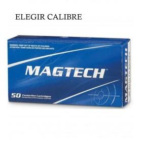 Munición metálica Magtech (Elegir calibre) - Armeria EGARA