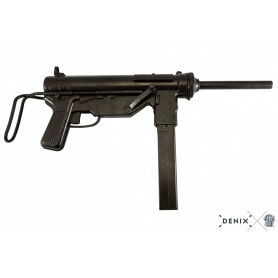 """AMETRALLADORA M3 CALIBRE.45 """"GREASE GUN"""" USA 1942 (2ªGM)) -"""