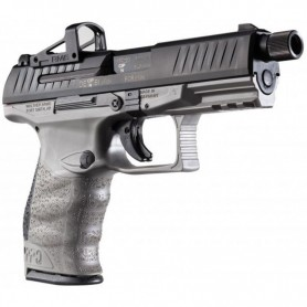 Pistola Walther PPQ M2 Q4 TAC Combo - Armeria EGARA