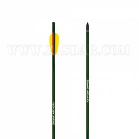 Flecha Ballesta Aluminio 22'' - 2219 - Armeria EGARA