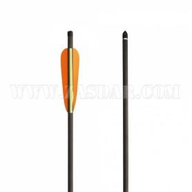 Flecha Ballesta Carbon Multicapa 22'' - Armeria EGARA