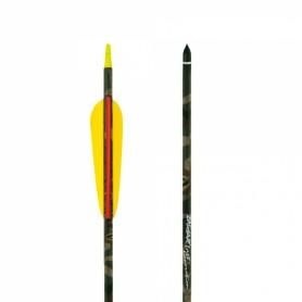 Flecha Carbon Multicapa Camo 78 cm blister 5 unidades - Armeria