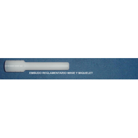 Embudo de carga reglamentario para Miquelet - Armeria EGARA