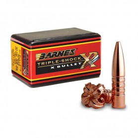 "Puntas de bala BARNES TSX -.264"" - 130 grains - Armeria EGARA"