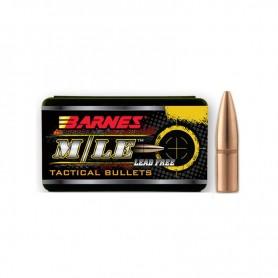 """Puntas de bala BARNES TAC-RRLP -.277"""" - 85 grains - Armeria"""