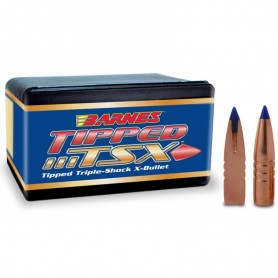 "Puntas de bala BARNES TTSX -.224"" - 55 grains - Armeria EGARA"
