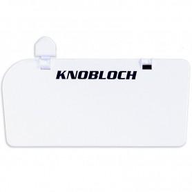 Sombrilla lateral Knobloch - blanca - Armeria EGARA