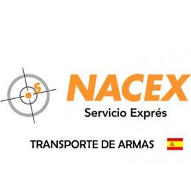 Transporte Armas NACEX - Armeria EGARA