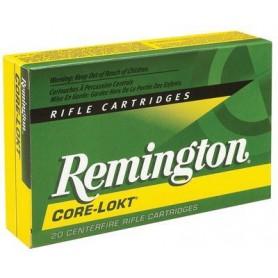 Munición Remington Cal. 30-06 Core Lokt SP 180 Gr - Armeria