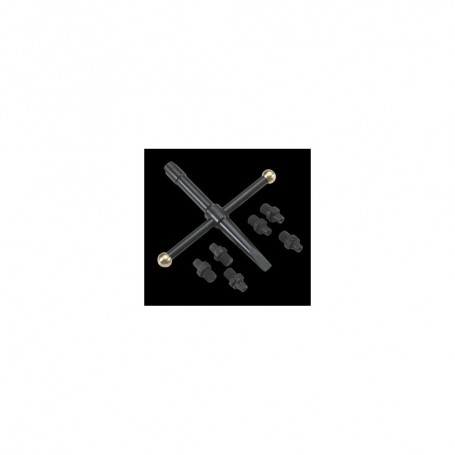 Llave USA 020 + 6 chimeneas USA 498 - Armeria EGARA