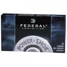 Munición metálica Cal. 30-30 Federal 170gr - Armeria EGARA
