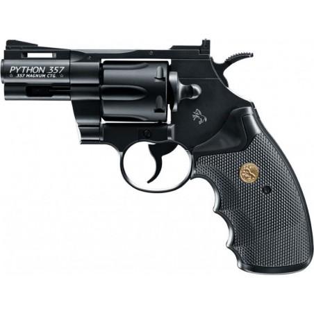 """Revolver Colt Python 4,5 Co2 - 4,5 BBs Acero"""" - Armeria EGARA"""