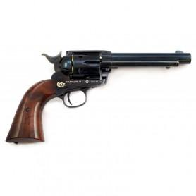 Revolver Colt SAA.45 Negro Co2 - 4,5 Mm Balines - Armeria EGARA