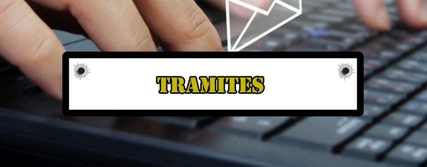 Comprar Tramites - Armeria EGARA