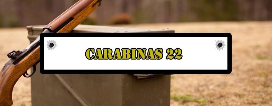 Comprar Carabinas del 22 - Armeria EGARA